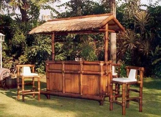 Pics photos home bar tiki bar design plans how to build