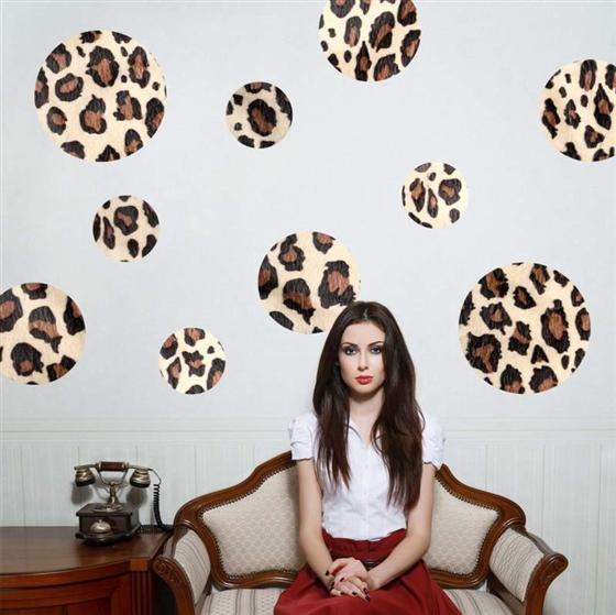 Cheetah Print Bedroom Decor