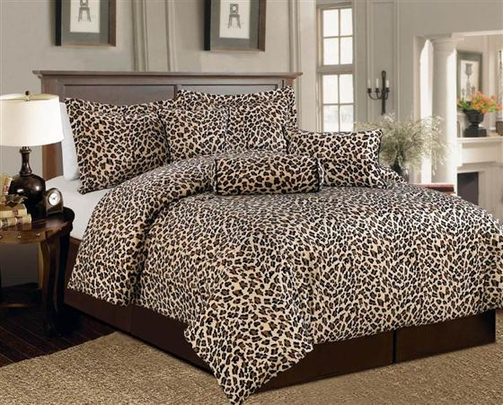 Cheer Up Your Kids Bedroom With Cheetah Print Theme
