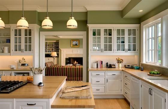 Paint Color Schemes Kitchen