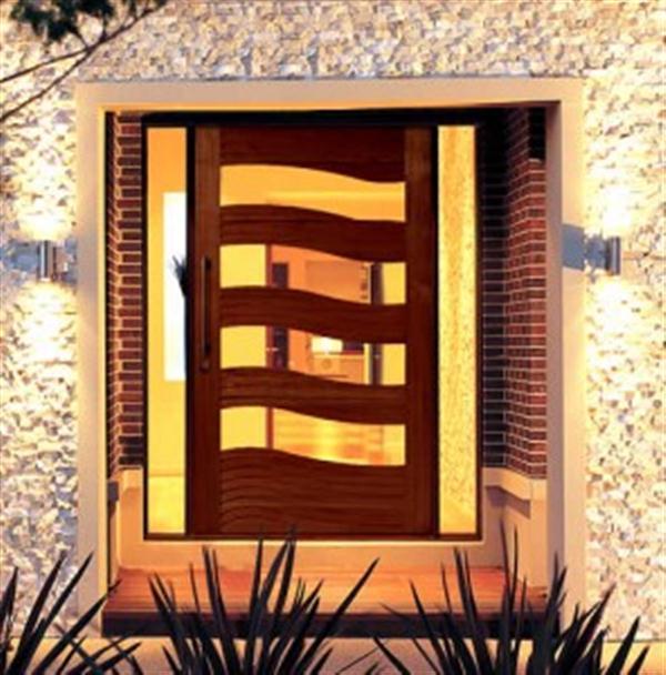 entryway door contemporer