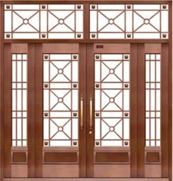 entryway door pattern design