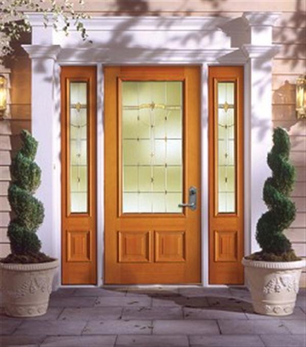 modern entryway door concept
