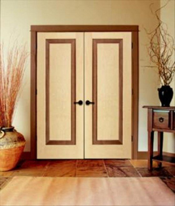 simple entryway door model